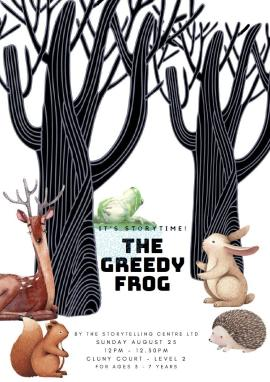 The Greedy Frog